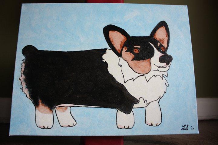 Derp Dog
